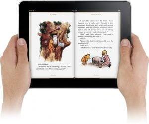 Buch mit iBooks