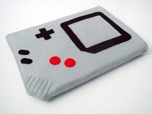 iPad GameBoy Schutzhülle