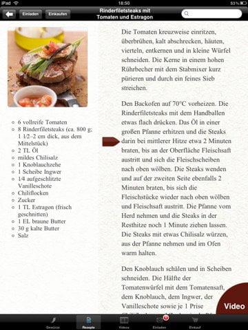 Meine Küche Der Gewürze | Alfons Schuhbeck S Kuche Der Gewurze Hd Ipad Tipps De