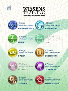 Wissenstraining Allgemeinbildung - Erweitere deinen geistigen Horizont