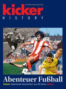 kicker HISTORY von kicker online