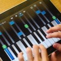 FingerPiano for iPad