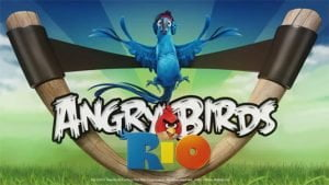 Angry Birds Rio fürs iPad