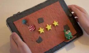 iPad 2 aus Knete