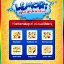 Lemori, Kinder spielen sich schlau