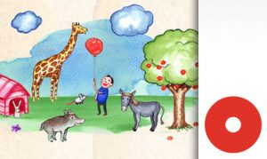 Wunderwimmelbuch – Meine Tiere fürs iPad