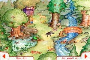 iPad App Wunderwimmelbuch - Meine Tiere