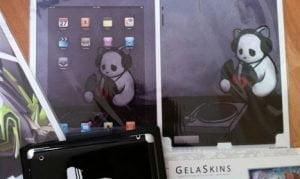GelaSkins für iPad und iPad2