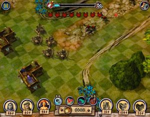 Monster Trouble HD - Tower Defense fürs iPad