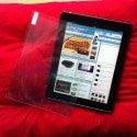 TheShell TPU Schutzhülle für iPad 2 in Schwarz inkl. Displayschutzfolie