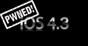iOS 4.3.1 Jailbreak