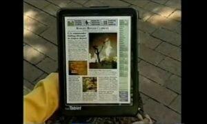 iPad aus dem Jahr 1994