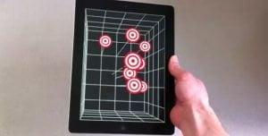 iPad 2 3D-Display