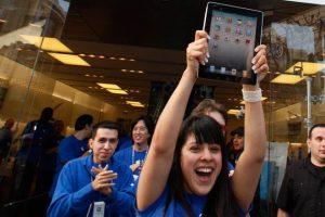 iPad 2 Verkauf