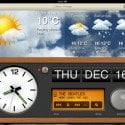 Lifelike Wecker und Wetter HD