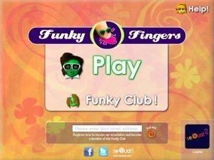 Funky Fingers - der Multiplayer Spaß fürs iPad!