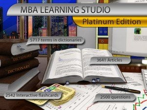 MBA Learning Studio. Platinum Edition für 239,99 €