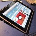 SmartShell Cover für iPad 2 in Transparent - kompatibel mit SmartCover von Apple