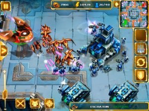StarFront: Collision HD von Gameloft