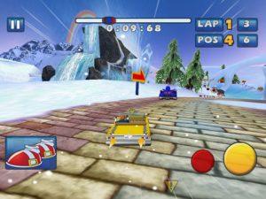 Mit Sonic und den beliebtesten SEGA Freunden jetzt auch auf dem iPad um die Wette fahren