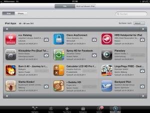 App Store: Gekaufte Artikel der Apple ID