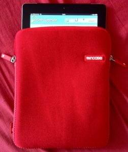 Neoprene Sleeve Plus für Apple iPad und iPad 2