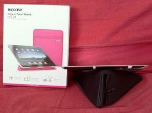 Origami Stand Sleeve - die clevere Schutzhülle mit Standfunktion fürs iPad