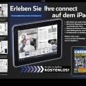 Erleben Sie die Connect auf Ihrem iPad