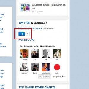 iPad-Tipps.de bei Google+