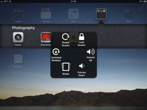 iPad Touch Assistent - iOS 5 Beta 3