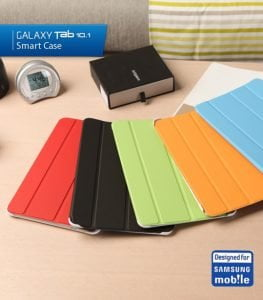 Samsung Smart Case fürs Galaxy Tab