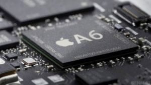 Apple A6 CPU