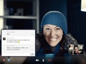 Mit der Skype iPad App nun endlich auch ohne Facetime Videotelefonie möglich