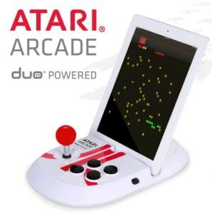Atari Arcade - Duo Powered Joystick fürs iPad