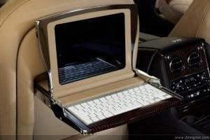 Der Bentley Mulsanne Apple