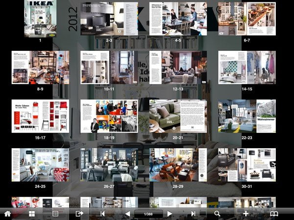 Ikea Rimforsa Kitchen Accessories ~ Den kompletten IKEA Katalog 2012 jetzt auch auf dem iPad durchstöbern