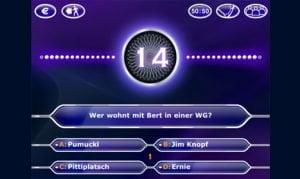 Wer wird Millionär? 2011 HD fürs iPad