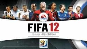 FIFA 12 iPad