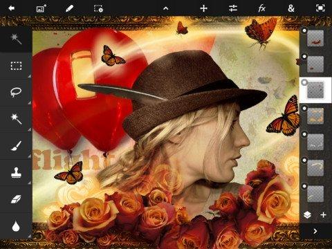 App-Test - Bildbearbeitung mit Adobe Photoshop Express ...