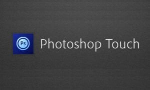 Photoshop Touch für iPad