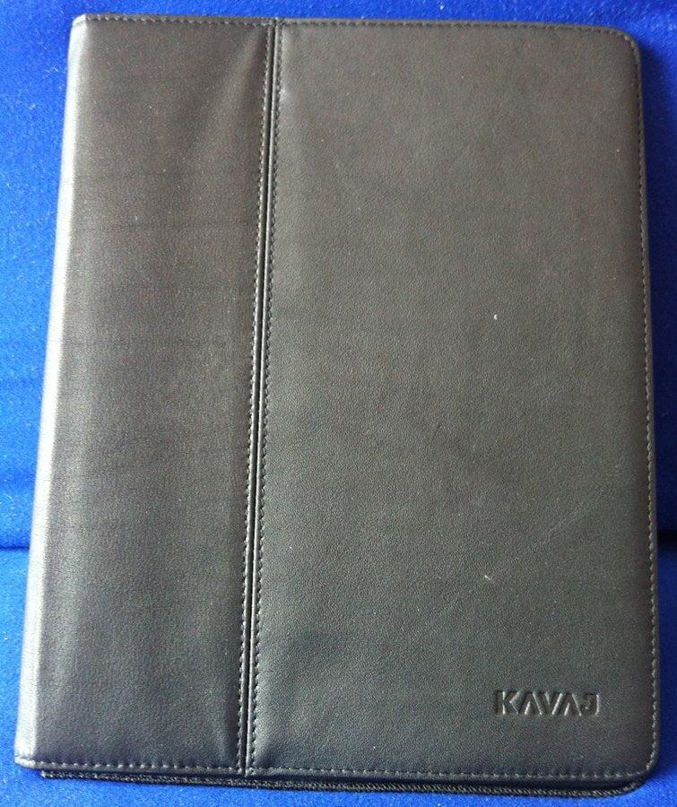 TEST: Ledertaschen fürs neue iPad von Kavaj (Update