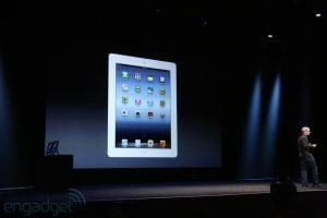 iPhone 5 Keynote: Rund ums iPad!